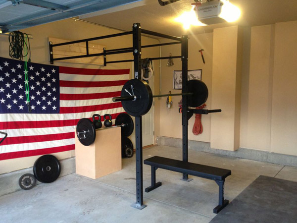 Garage gyms inspirations ideas gallery pg