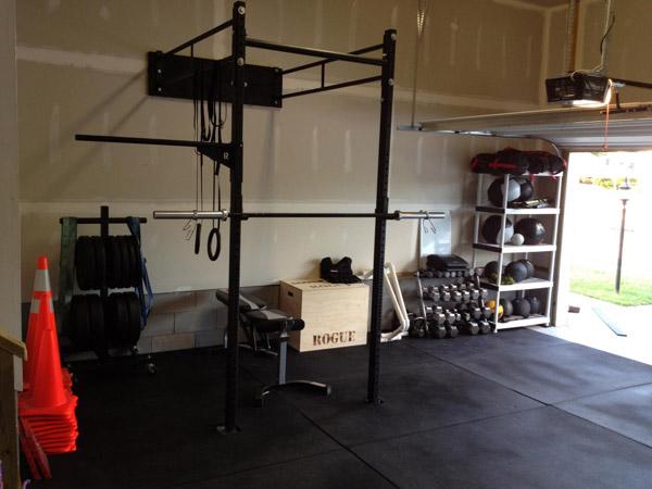 Garage gym inspirations ideas gallery pg