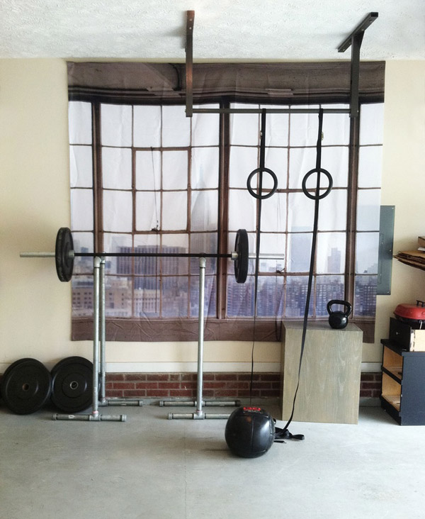 Garage home gym ideas inspirational garage gyms ideas gallery