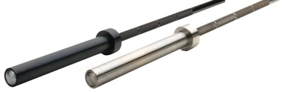 Ivanko OB-20KG and OBS-20KG Olympic Bars