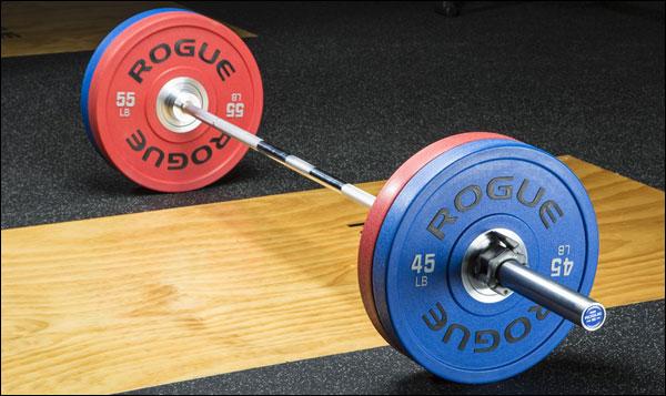 Rogue's New Urethane Bumper Plates