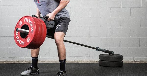 t bar row machine weight