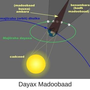 Dayax Madoobaad