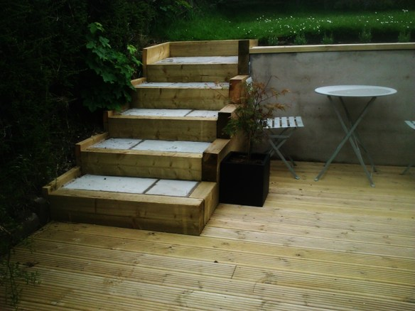 Decking Edinburgh