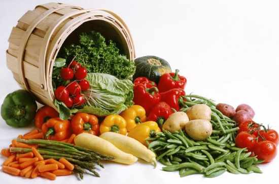 How to store fruits and veggies