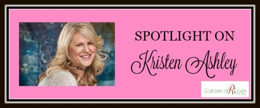 Spotlight on Kristen Ashley
