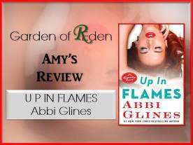 up in flames review photo