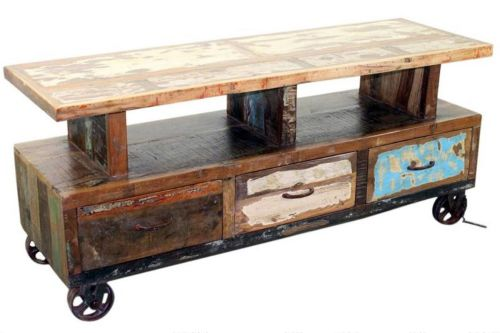 Medium Of Tv Stand With Wheels