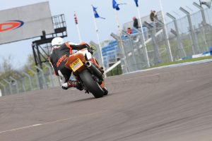 Me on my GSXR600 at Donny
