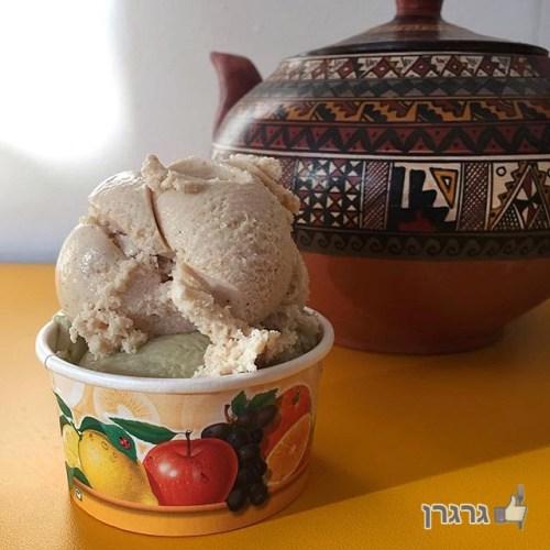 גלידה, מוסלין, ירושליים