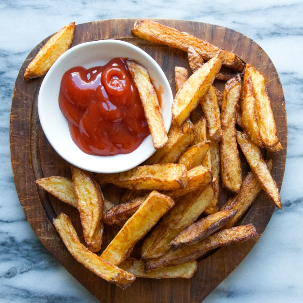 world's easiest french fries