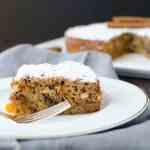 Harvest Cake | Garlic + Zest