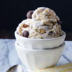 Banana Chip Crunch Ice Cream   Garlic + Zest