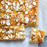 Apricot Almond Bars | Garlic + Zest