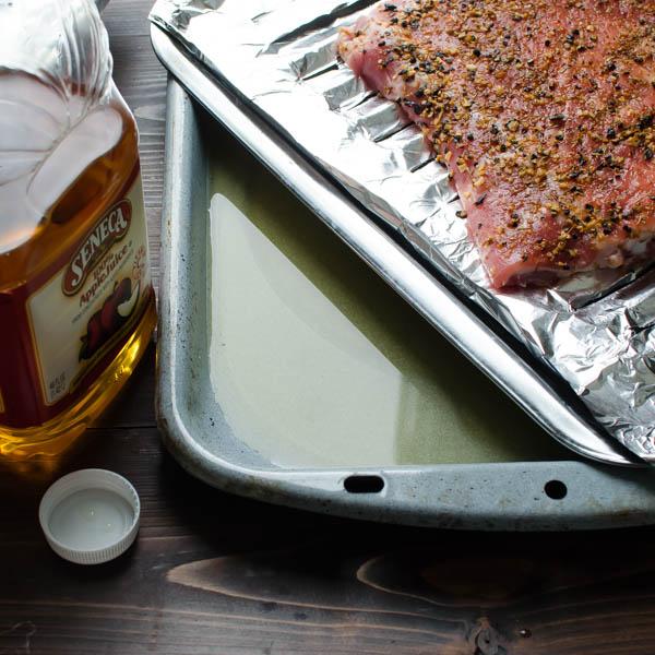 Easy Oven-Style Pork Spareribs | Garlic + Zest