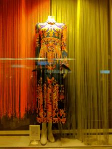 Caritas shop window September 2012