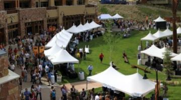 $140 Park City food and Wine Classic giveaway