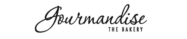 gourmandise the bakery logo