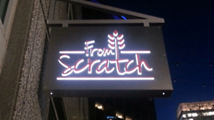 from scratch sign