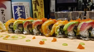 Restaurant Review Roundup – April 2016