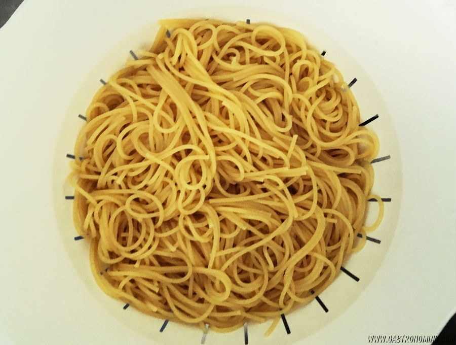 Espagueti Alfredo