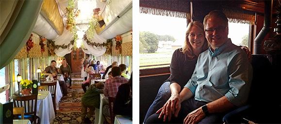Coalbrookdale Railroad Ride