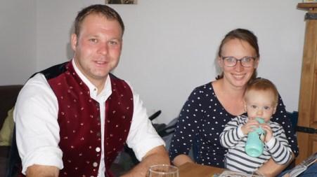 Beni, Lisi und Leni Fischer Weisen am 24.09.2017