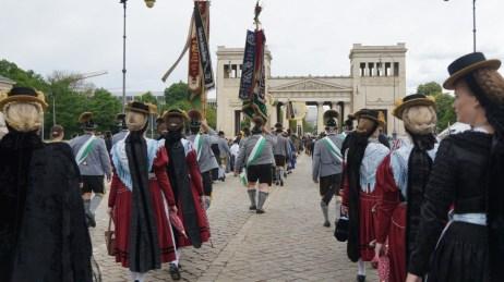 125 Jahre Chiemgauer München - 11.05.19 Festzug