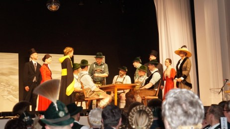 125 Jahre Chiemgauer München - Theaterstück
