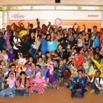 Celebrating International Children's Day At Nickelodeon Lost Lagoon