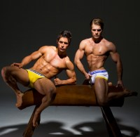 Ben and Joseph for Timoteo Underwear