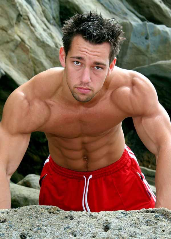 Johnny Castle 6 Johnny Castle: The Erotic, The Muscle.