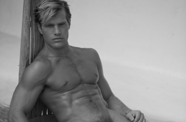 Joseph Sayers - Black and White Perfection
