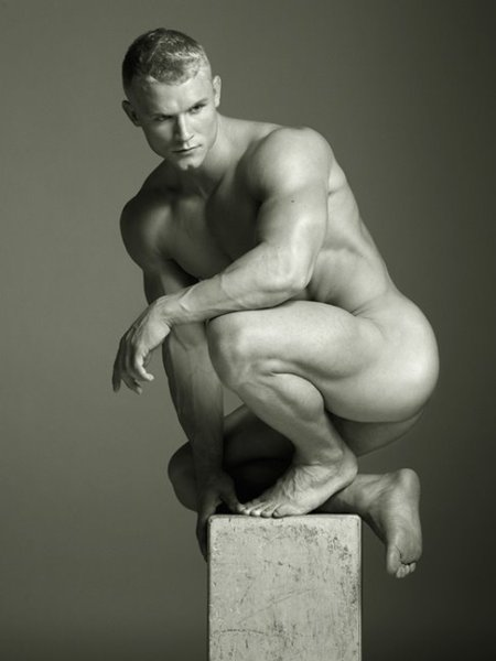 Amazing jock body Male Perfection by Photographer David Vance