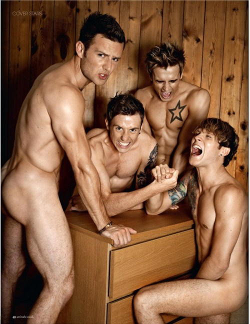 Mcfly Guys Naked Naked Boy Bands   McFly