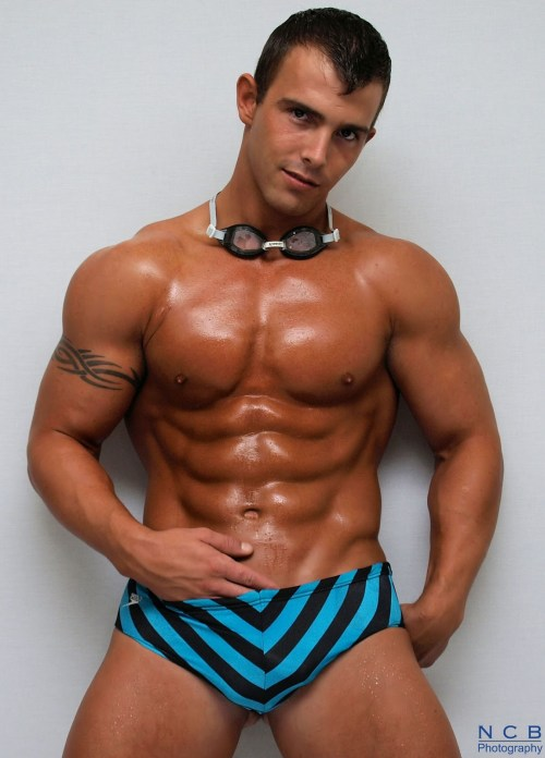 Tory George - Sexy Muscled Abs
