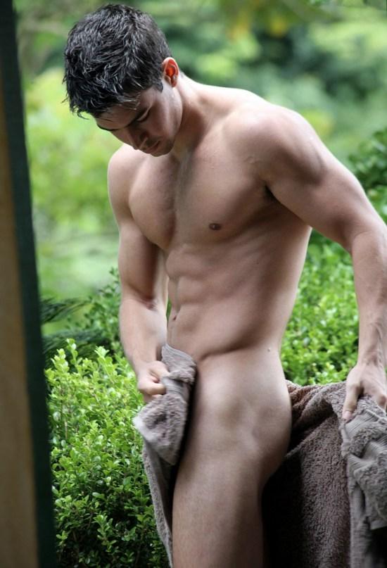 Bernardo Velasco - Sexy Jock Butt