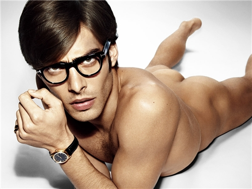 Jon Kortajarena Nude Another Top Model   Jon Kortajarena
