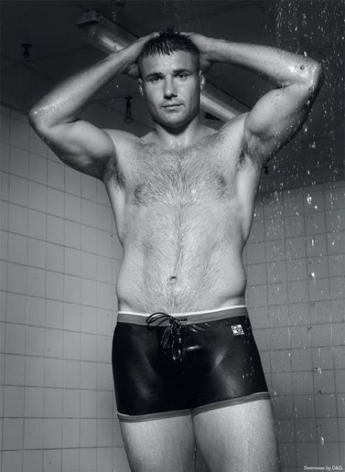 Ben Cohen Wet Hairy Muscle Guy Gorgeous And Hairy Ben Cohen