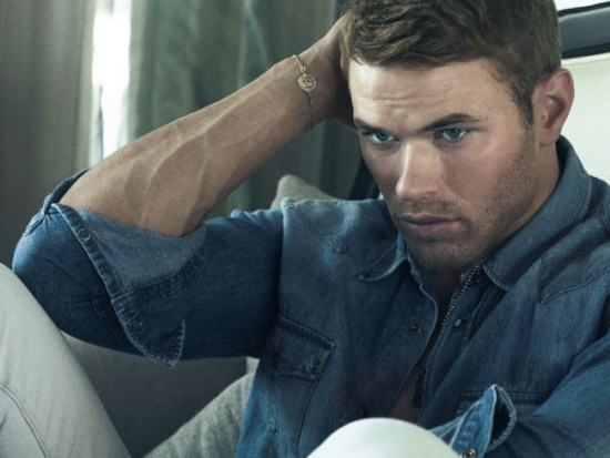 Kellan Lutz 3 600x450 Kellan Lutz   Hotter Than Ever