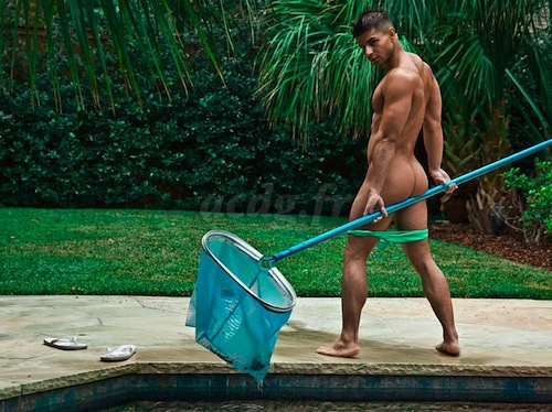 Mark Henderson Graphy Male Nude