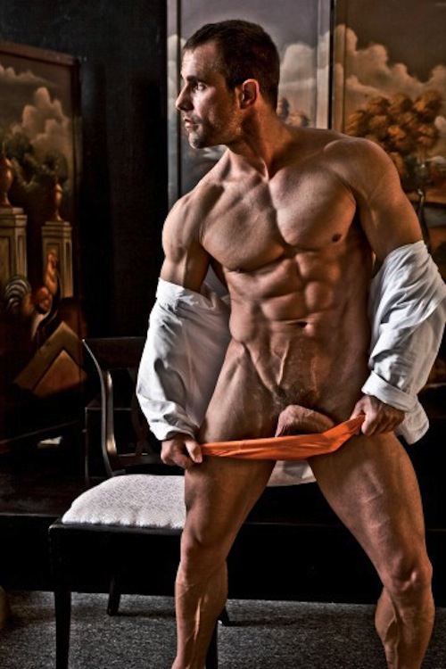 Mark Henderson Male Erotic Graphy Nude Models By