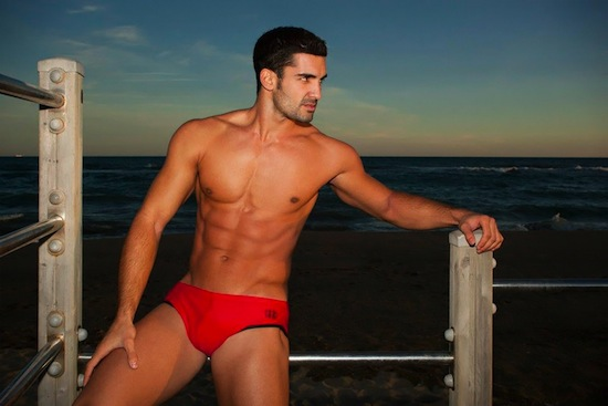 Isaac Cosculluela Swimwear Bulge 5 Wet Bulges   Isaac Cosculluela For RED