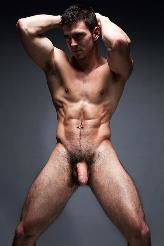 Naked Straight Guy Patrick O'Brien (8)