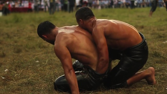 Turkish Male Oil Wrestling 6 You Think American College Wrestling Is Gay? You Aint Seen Nothing Yet!