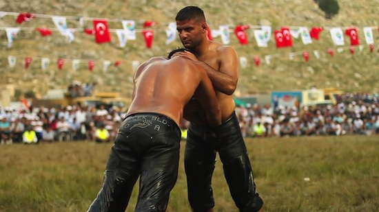 Turkish Male Oil Wrestling 8 You Think American College Wrestling Is Gay? You Aint Seen Nothing Yet!