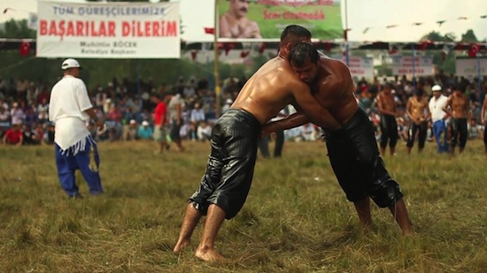 Turkish Male Oil Wrestling 9 You Think American College Wrestling Is Gay? You Aint Seen Nothing Yet!