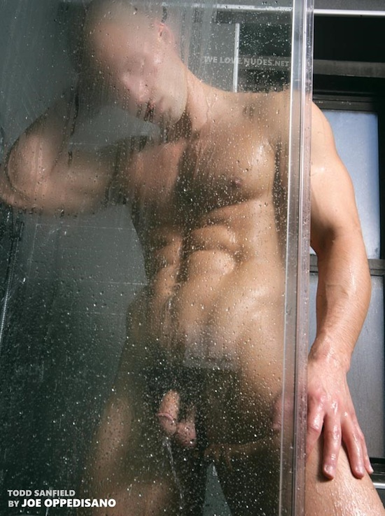 Getting Wet With Todd Sanfield By Joe Oppedisano 9 Getting Wet With Todd Sanfield By Joe Oppedisano