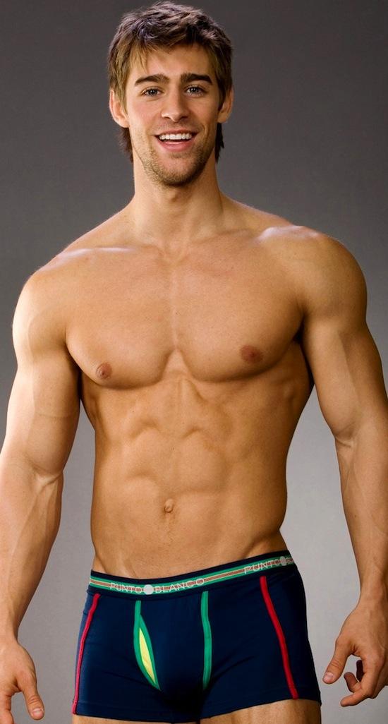 Luke Guldan - Male Underwear Model - Gay Body Blog