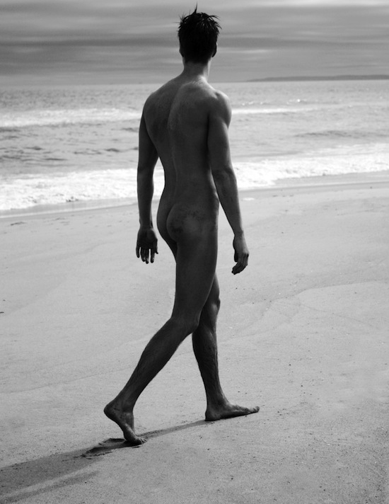 Nude Beach Boy Dorian Reeves (3)